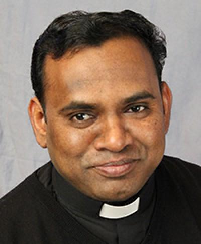 Arockiyasamy, HGN, Fr. Victor